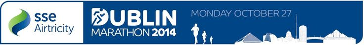 Dublin Marathon 27th October 2014  http://dublinmarathon.ie/