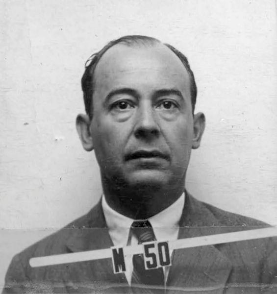 John von Neumann ID badge - John von Neumann - Wikipedia, the free encyclopedia