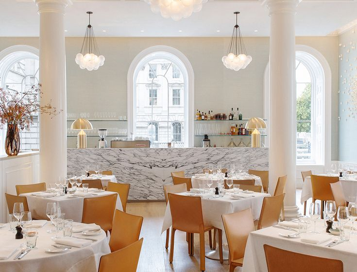 Top 10 up in coming Restaurants in London worth trying