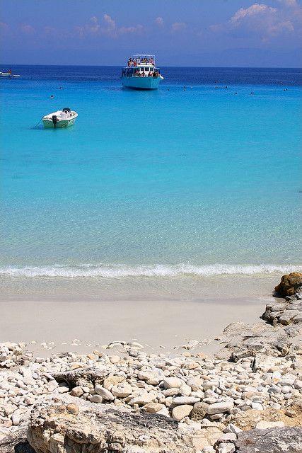 Antipaxos island. Ionian islands, Greece