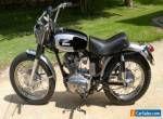 1966 Ducati Scrambler 250