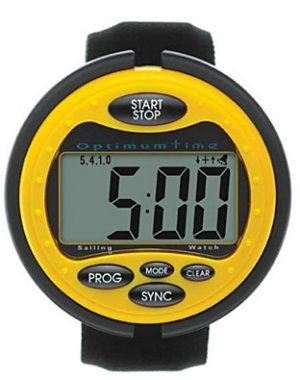 Optimum Big Yellow Sailing Watch OS315/OS310