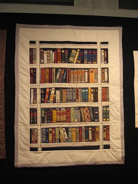 33 Best Bookcase Quilts Images On Pinterest