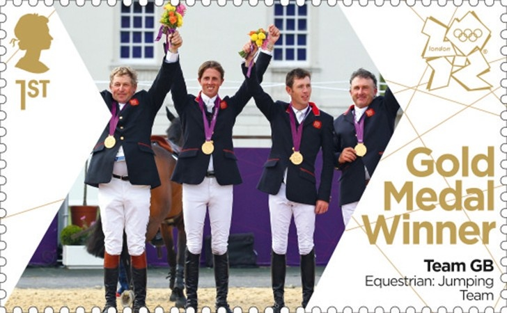 Ben Maher, Nick Skelton, Scott Brash & Peter Charles Equestrian Jumping Team