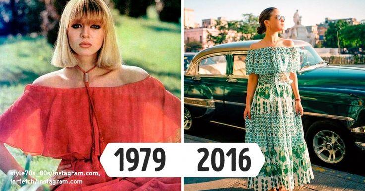 11 peças do guarda-roupa de sua mãe que ainda estão na moda