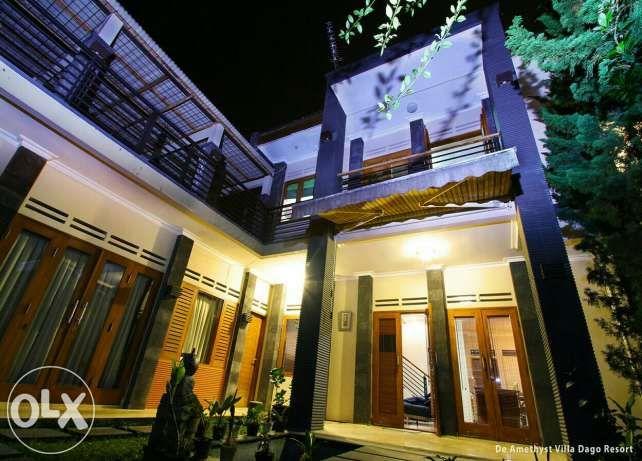 Sewa Villa Dago Resort (Amethyst 1)