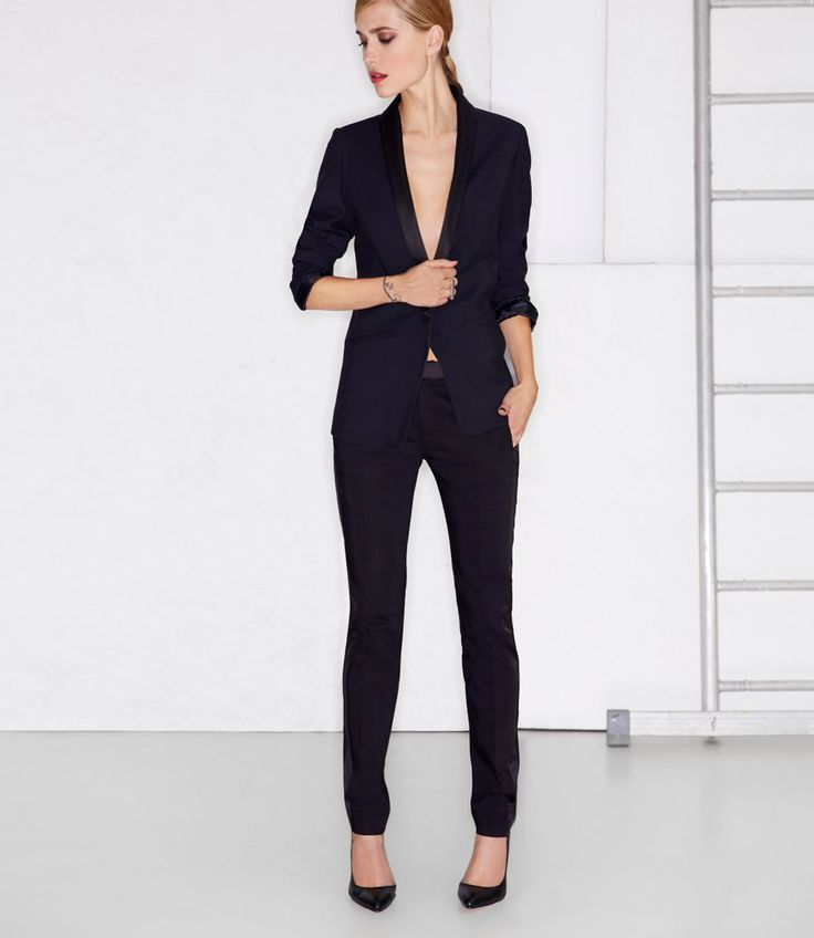 SUITING UP WITH PIMKIE - Look De Pernille