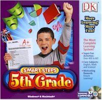 The Most Complete Learning System! Put Your Child a Step Ahead! Watch your child's grades take off with this comprehensive, curriculum-based program. Super-Fun Activities: Over 400 in All! Core Subjects: English, Math and Science! Motivating Rewards Ensure Learning! Just one of hundreds of activities that put your child a step ahead.