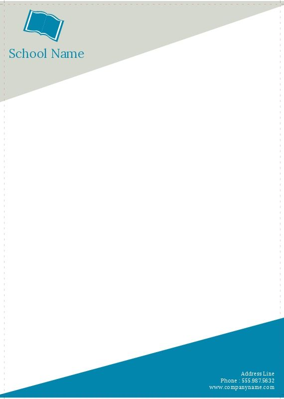 31 best Letterhead Ideas images on Pinterest Letterhead, Contact