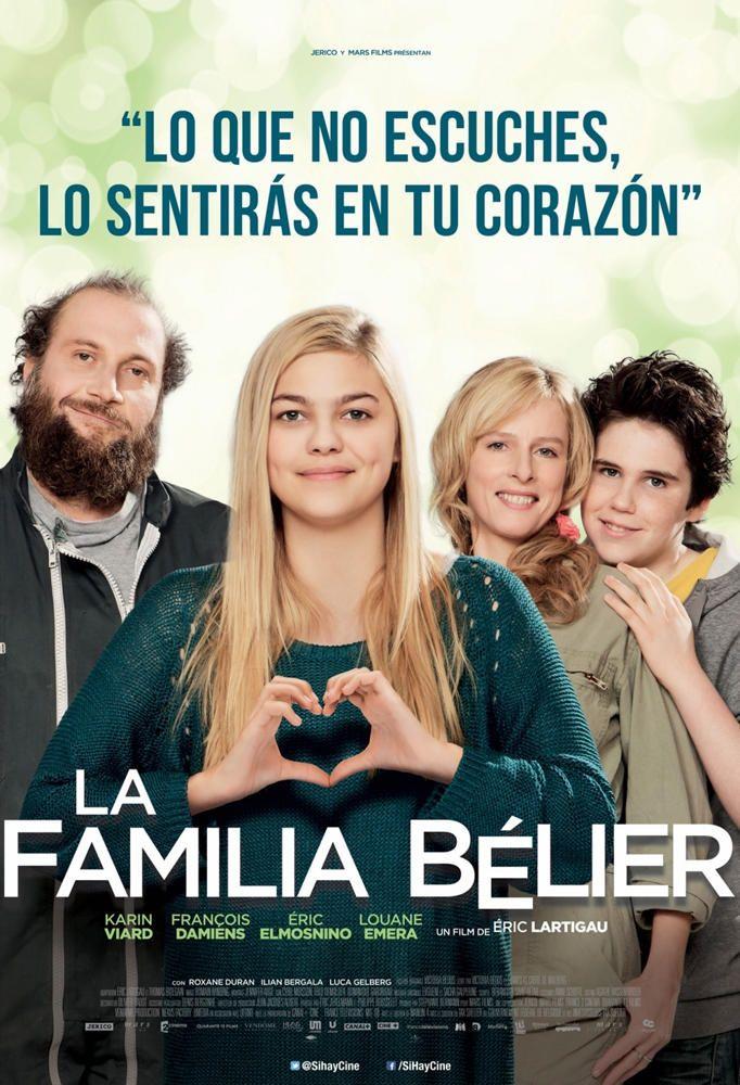 No te pierdas el trailer de La Familia Bélier, una historia familiar que te…