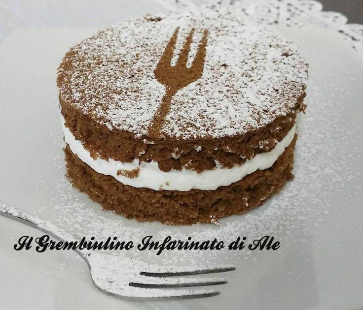 Mini tortine alla panna.