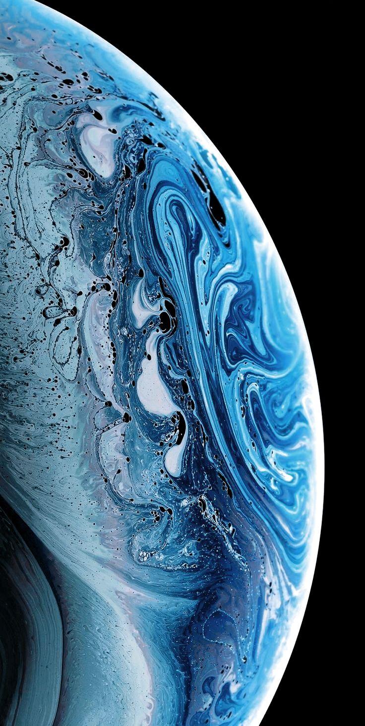 iPhone 11 Fond d'écran iOS 13 Fond d'écran Galaxy Note 10 S10 Fond d'écran - CediART in 2020 ...