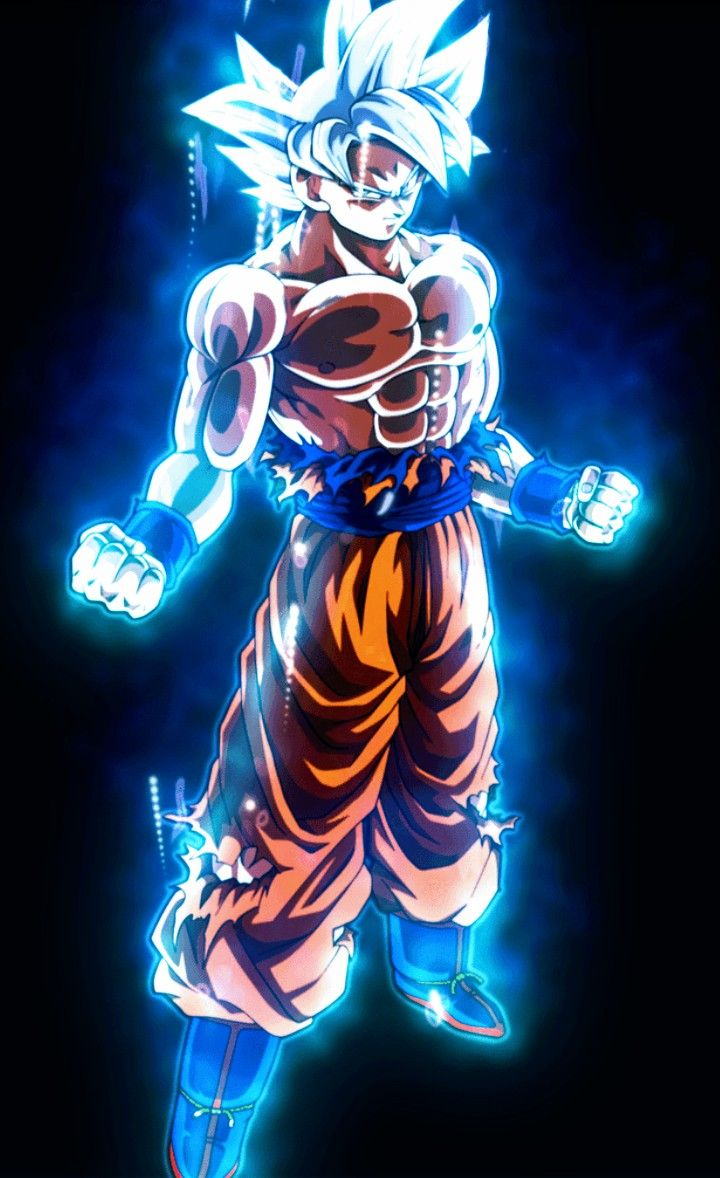 Goku Ultra Instinct Mastered Dragon Ball Super Dragon Ball Super Manga Anime Dragon Ball Super Dragon Ball Super Goku