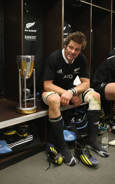 Richie Mccaw - South Africa v New Zealand: The Rugby Championship