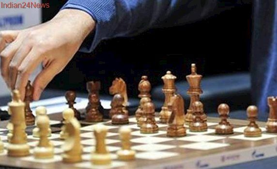 Pentala Harikrishna draws with Anish Giri in Shenzhen Longgang Masters chess tournament