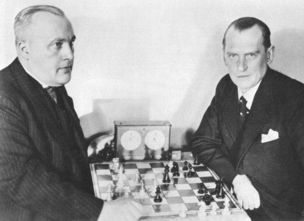 Bogoljubov-Alekhine, 1934