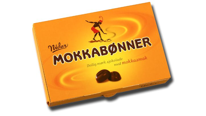 Nidar Mokkabønner