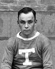 Harold Hugh Cameron (February 6, 1890 – October 20, 1953) was a Canadian ice hockey defenceman who played professionally for the Toronto Blueshirts, Toronto Arenas, Ottawa Senators, Toronto St. Pats and Montreal Canadiens.