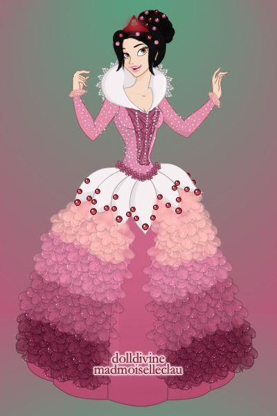 princess vanellope von schweetz by rainediamond