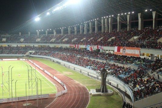 Stadion palaran, Samarinda