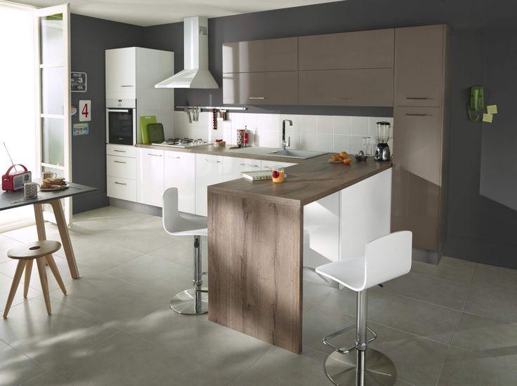 cuisine twist blanc et cannelle la cuisine pinterest cuisine and twists. Black Bedroom Furniture Sets. Home Design Ideas