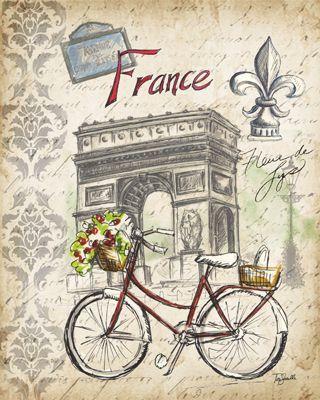 Triumph bike - Vintage Etsy FR