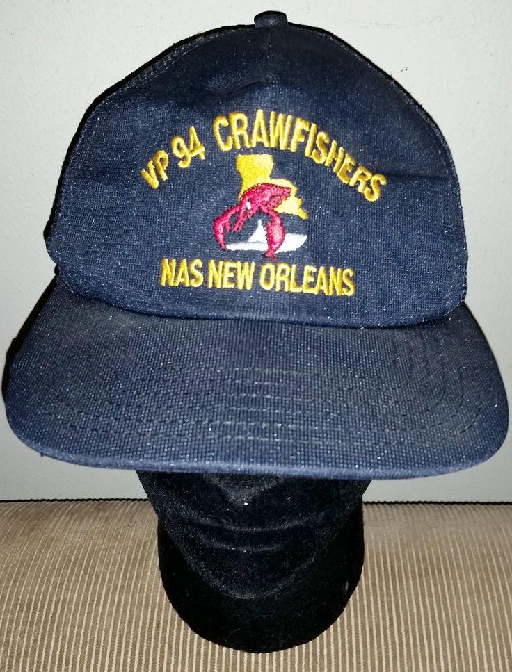 VP 94 Crawfishers US NAVY Reserve Cap
