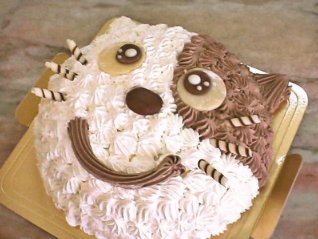 【楽天市場】にゃんこのケーキで思い出の記念日【誕生日ケーキ キャラクター】:誕生日ケーキのしあわせ工房