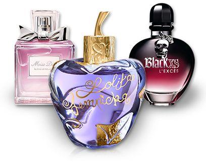 Parfums Femme de Marque & Parfum pas Cher pour femmes