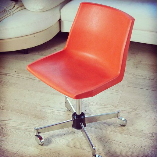 chaise de bureau golf de j p emonds alt ed meurop. Black Bedroom Furniture Sets. Home Design Ideas