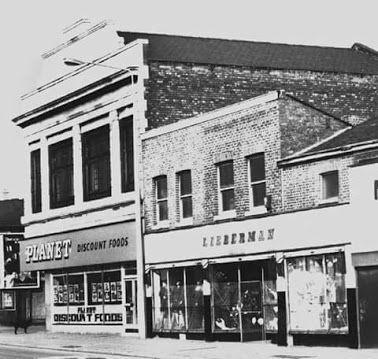 Liebermans, Regent Road, Salford.