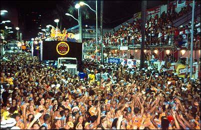 Carnaval Salvador de Bahia - Brésil