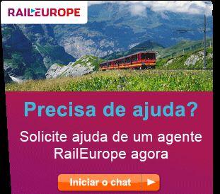 Rail Europe : Passagem de trem pela Europa, Viagens de trem por varios paises Europeus(Eurostar – TGV – Eurail – Eurorail)