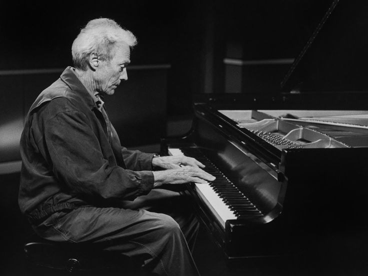 Clint Eastwood On Piano Jazz : NPR