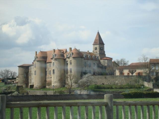 French Chateau ~ via The Enchanted Home blog ~
