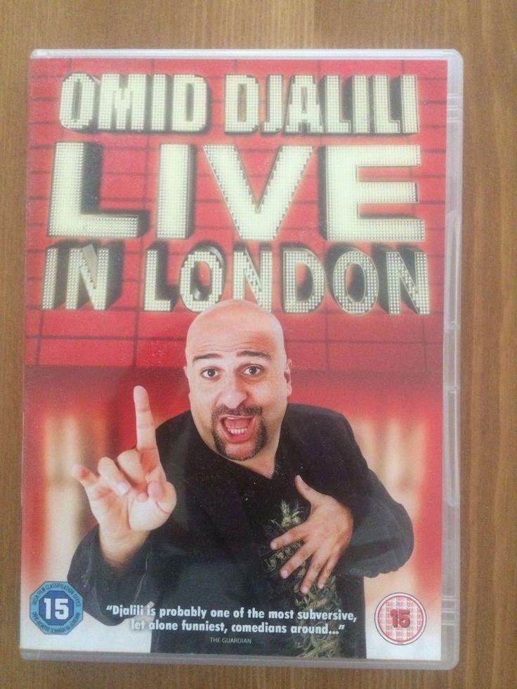 Omid Djalili Live in London (DVD)