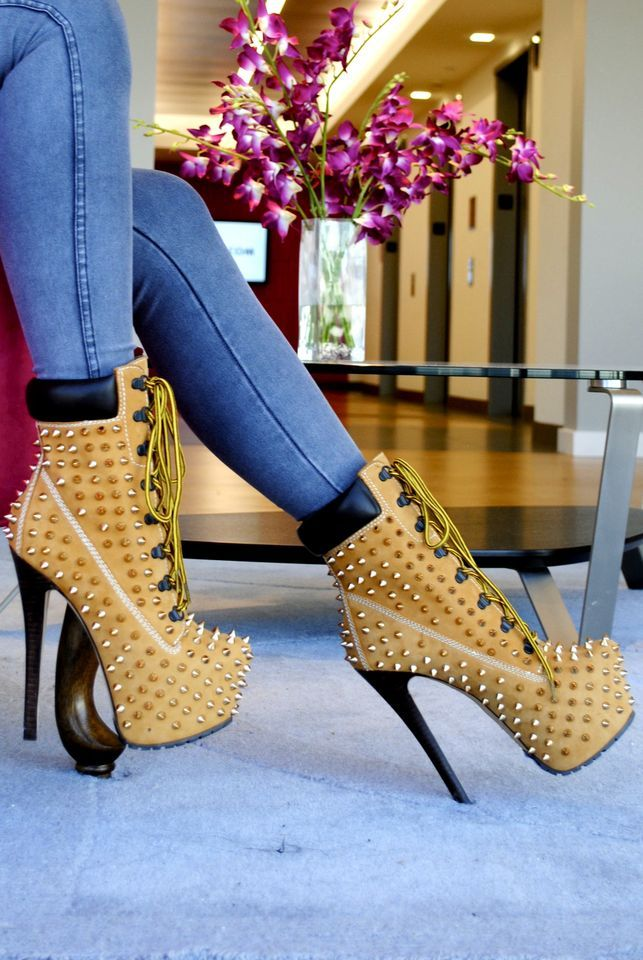 """We are now taking Pre-Orders for the much anticipated ZiGiNY """"Z Jo"""" Booties ... Place yours today to be guaranteed a pair!!!"""