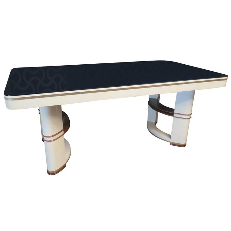 Italian Table 1930s   From a unique collection of antique and modern dining room tables at https://www.1stdibs.com/furniture/tables/dining-room-tables/