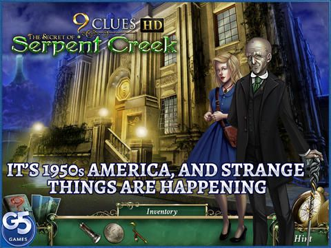 9 Clues: The Secret of Serpent Creek HD (Full) by G5 Entertainment gone Free