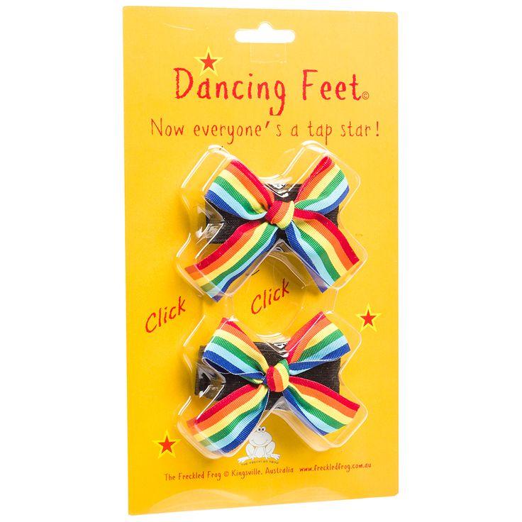 Artiwood - Rainbow Dancing Feet | Peter's of Kensington
