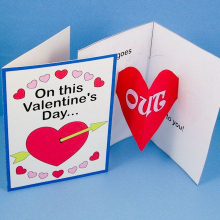 42 best sunday school lessons images on pinterest history african valentine heart pop up card fandeluxe Image collections