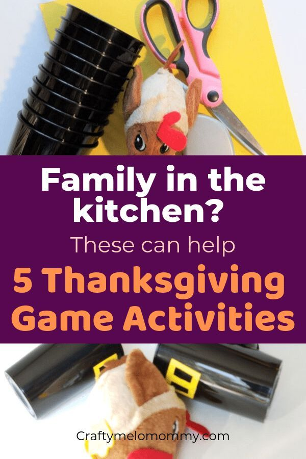 5 Super einfache Thanksgiving-Aktivitäten für Kinder im Vorschulalter und bis-… – My Pano