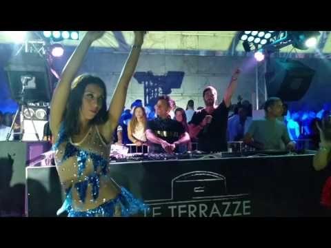 """DJ Maurizio Molella (3) alle """"Le Terrazze di Roma"""" 28/07/2017 Lupi Solitari Eventi Roma"""