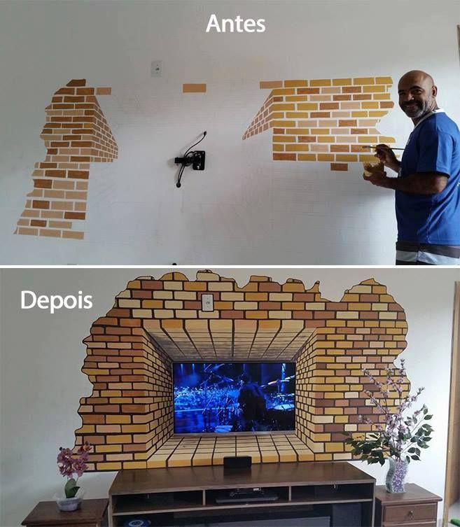 Muito criativo!