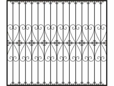 grades-de-ferro-para-portas-e-janelas-14.jpg (400×300): Grades Janela, Janela Ferro, De Campos, Grade De Janela, Grade De Ferro