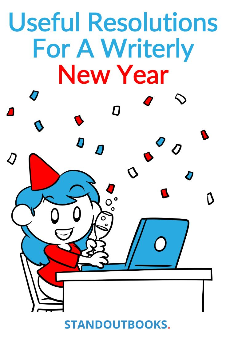 50 New Year's Writing Ideas