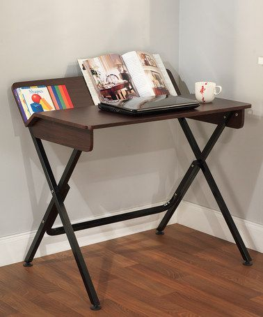 Espresso Computer Desk by Target Marketing Systems on #zulily