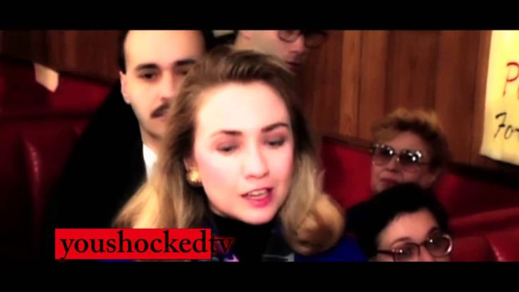 Hilary Clinton vs Monica Lewinsky