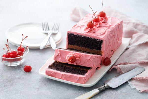 Chocolate Maraschino Layer Cake Love And Olive Oil Recipe Cake Chocolate Food
