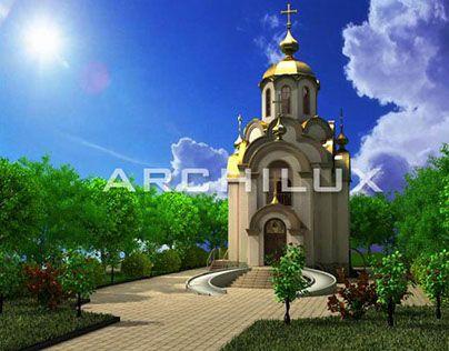 "Check out new work on my @Behance portfolio: ""Проект церкви на 60 прихожан"" http://be.net/gallery/40284403/proekt-cerkvi-na-60-prihozhan"